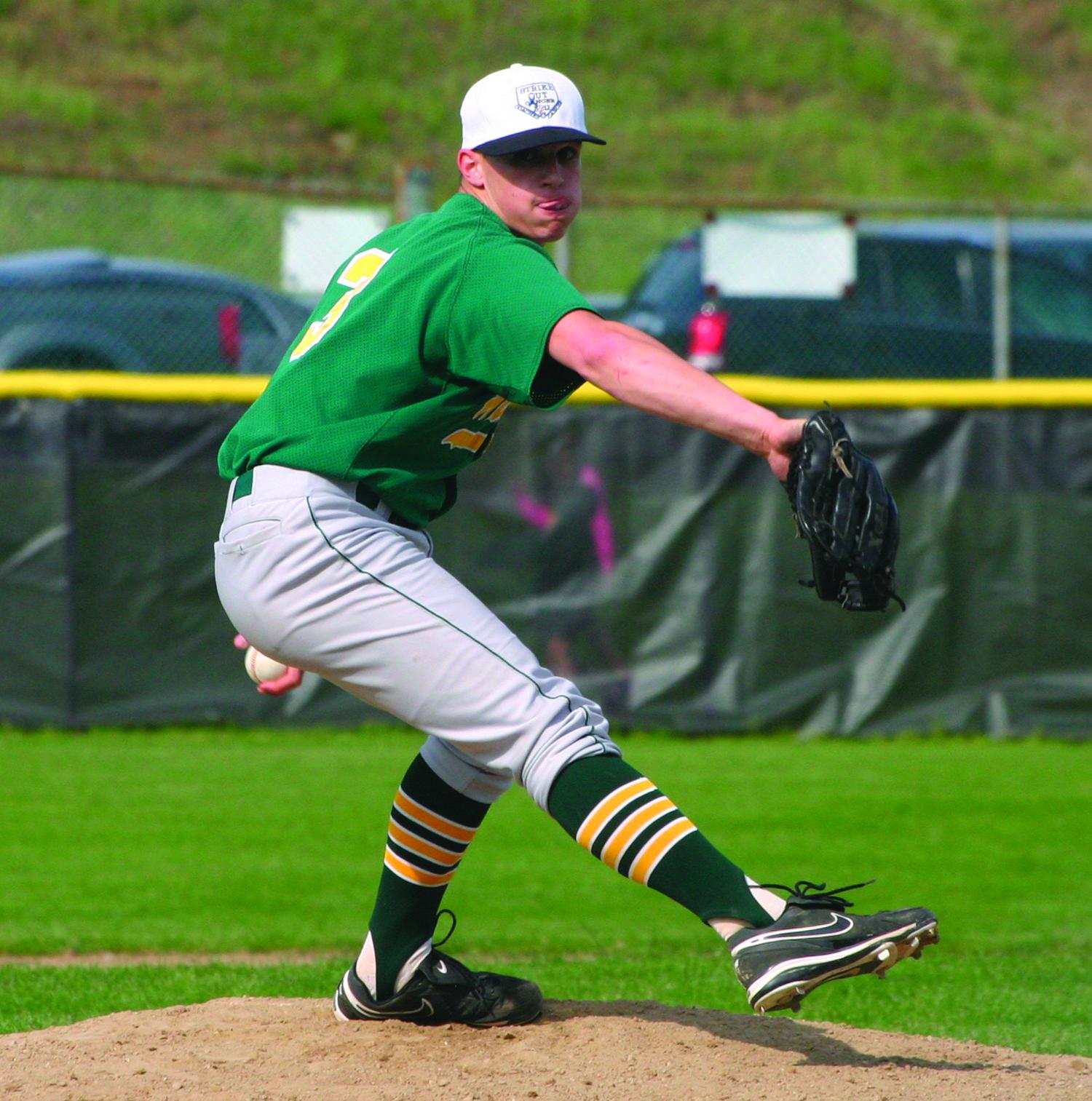 sports - hend base - tom pannone pitch