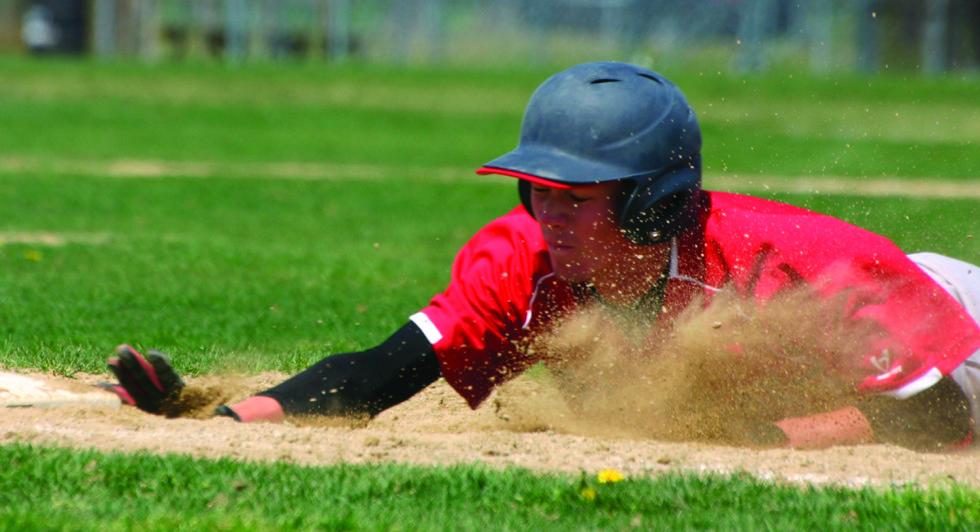 sports - tg base - colin stamps slide wide